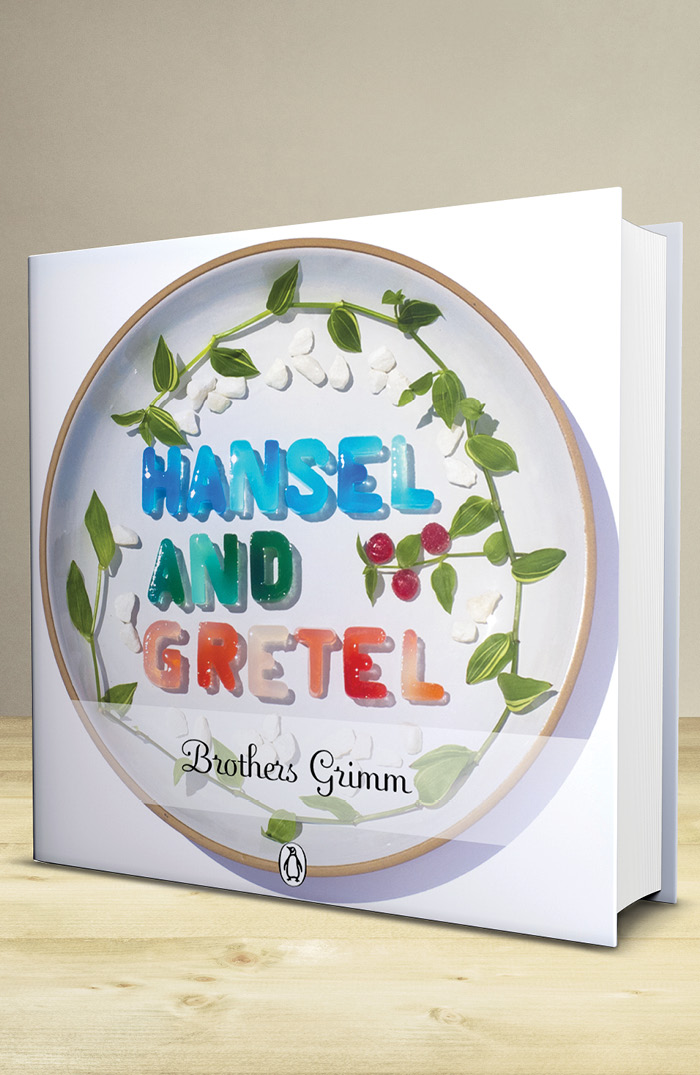 Book cover of Hansel and Gretel