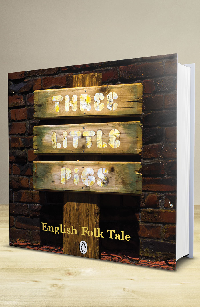 Book cover of Three Little Bigs